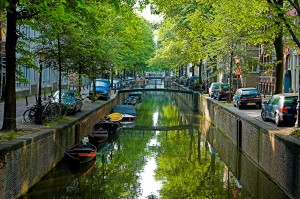 Amsterdam_canale
