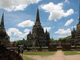 ayutthaya templio