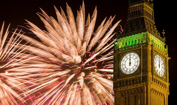 capodanno per single londra