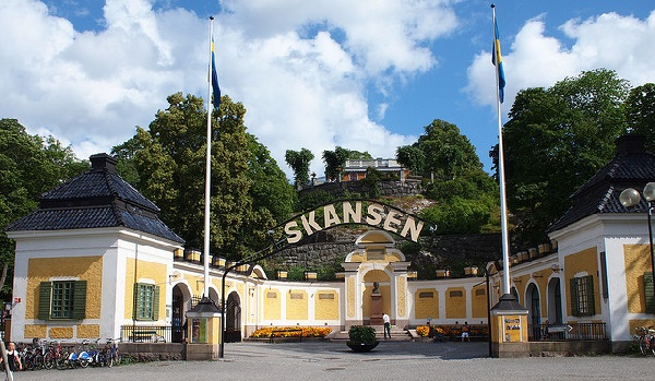 skansen stoccolma