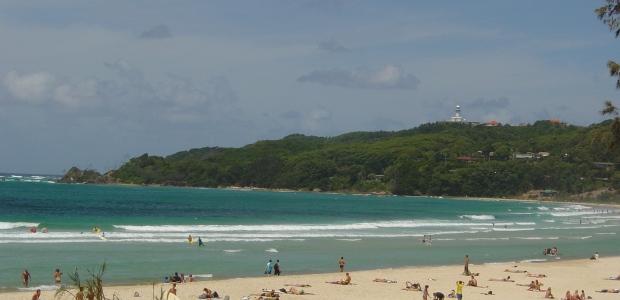 spiagge Australia a Natale